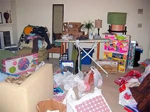 Make your house inhospitable