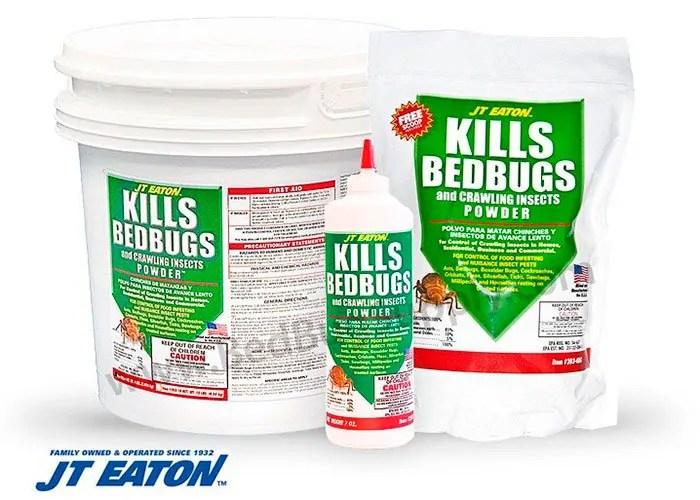 Kills Bedbugs Powder by JT Eaton