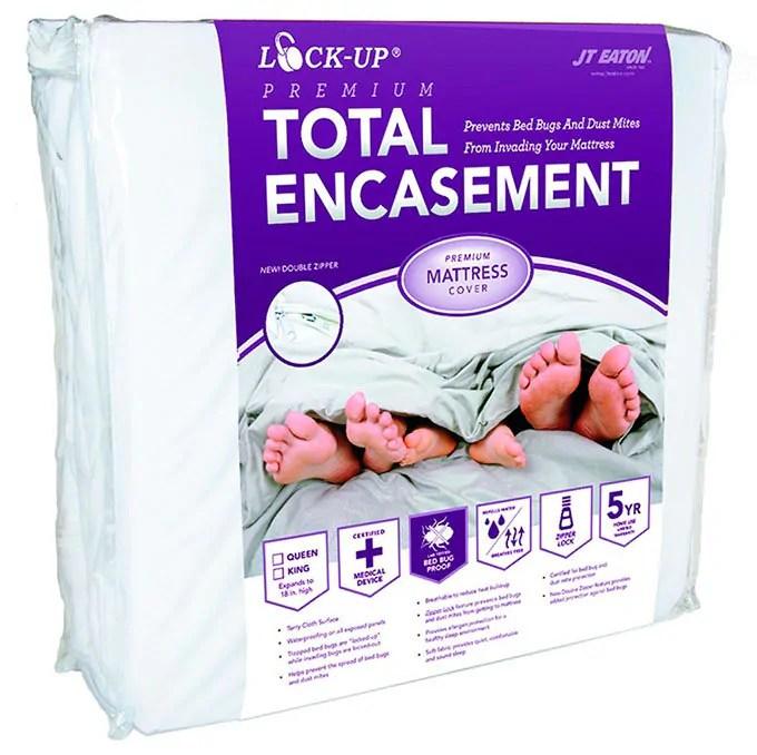 Lock-Up Total Encasement by JT Eaton