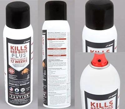 Kills Bed Bugs Aerosol by JT Eaton