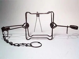 Killing traps method
