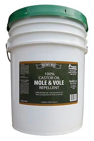 Nature Mace Mole & Vole Repellent