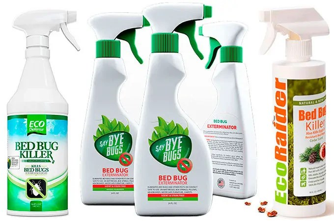Natural Sprays