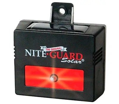 Nite Guard Solar Deterrent