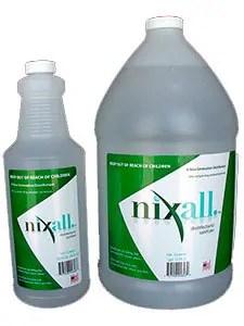 Nixall disinfectant