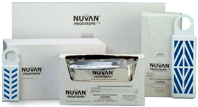 Nuvan Prostrips Products
