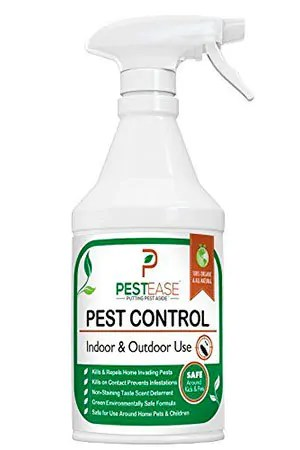 PestEase Indorr and Outdoor Pest Control
