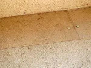 Anti-woodpecker Polycarbonate