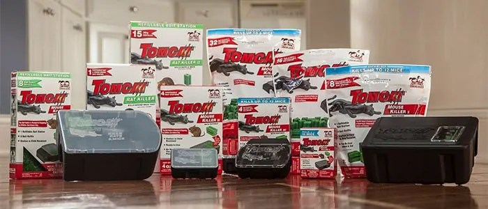 Tomcat Mouse Killer Products Line