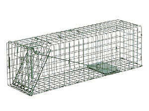 Rabbit Cage Trap by Duke