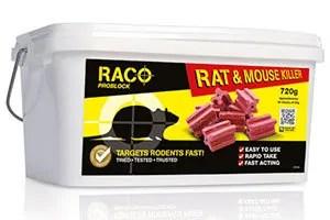 RACO rat & mouse killer
