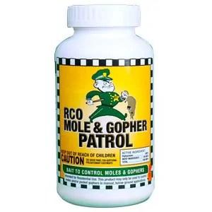 RCO Mole & Gopher Patrol