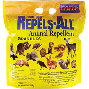 Repels All Granules by Bonide Chemical
