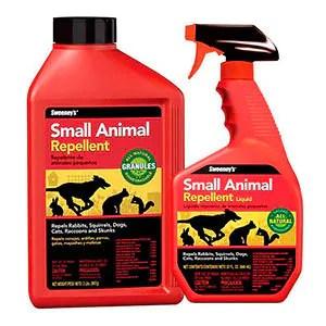 Sweeney's Small Animal Repellent