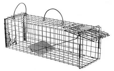 Tomahawk 602 trap