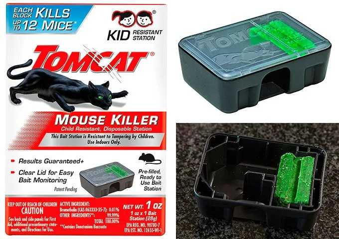 Mouse Killer by Tomcat