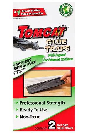 Tomcat clue traps pack