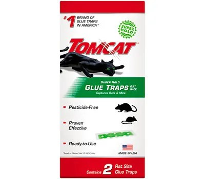 Super Hold Glue Traps by Tomcat