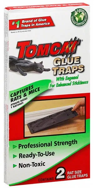 Glue Traps by Tomcat