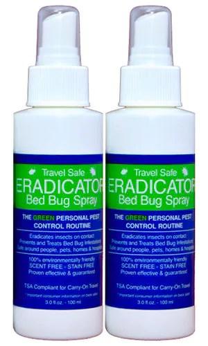 Travel Safe Eradicator Spray