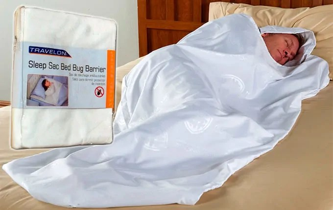 Sleep Sac Bed Bug Barrier by Travelon