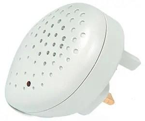 Ultrasonic mouse deterrent
