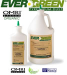 Kill Bed bugs with Evergreen insecticide dust