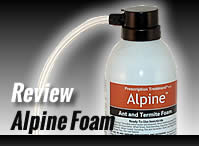 Alpine Ant and Termite Foam - Review