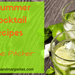 3 Summer Cocktail Recipes by the Pitcher