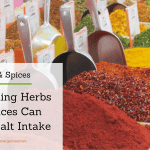 How Adding Herbs and Spices Can Reduce Salt Intake