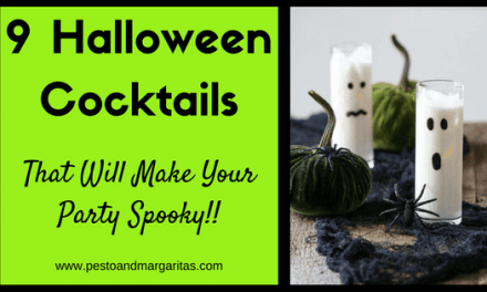 9 Halloween Cocktails That Will Make Your Party Spooky!