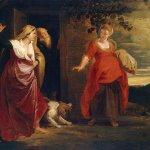 מדוע קודמת הקליפה לפרי, מדוע יולדת הגר, השפחה המצרית, לפני הגבירה, שרה