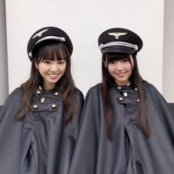 「欅坂46」のハロウィーンライブ衣装