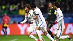 クラブワールドカップ アトレティコ・ナシオナル対鹿島アントラーズ
