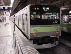 JR大崎駅 山手線