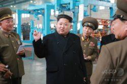 北朝鮮 金正恩第1書記