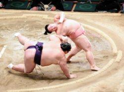 大相撲 宇良 たすき反り