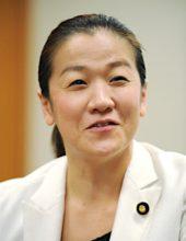 谷亮子元参院議員