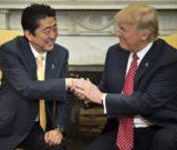 日米首脳会談 安倍首相 トランプ大統領