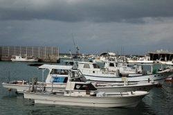 石垣島 漁船