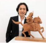秋川雅史 二科展 彫刻