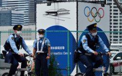 警察官 パラリンピック