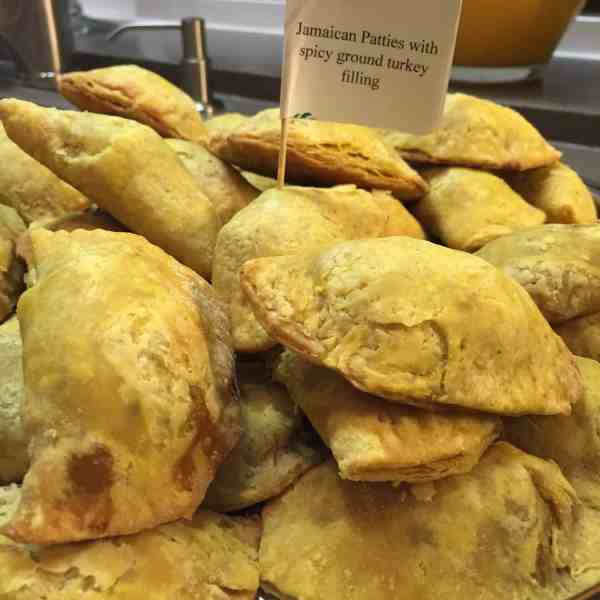 Jamaican Cocktail Patties