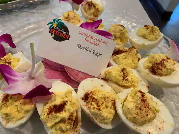 appetizers, deviled eggs