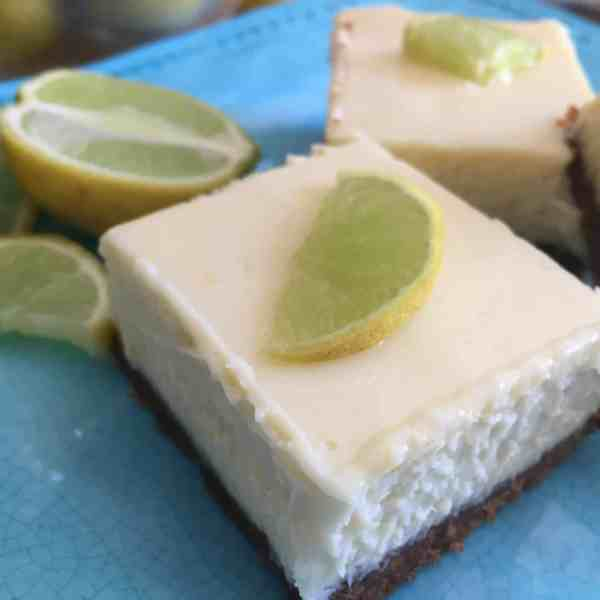 Key Lime Pie Squares - SEASONAL