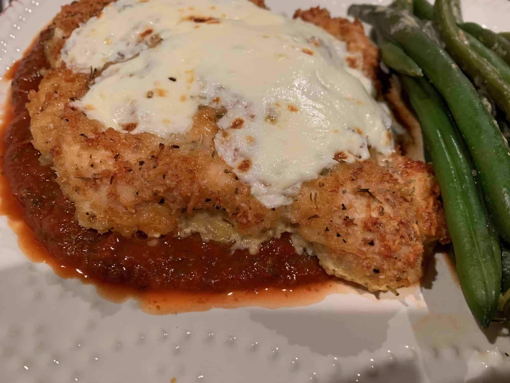 Keto friendly, low carb chicken