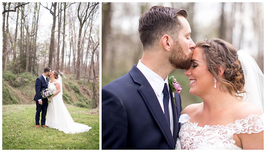 wedding at Warner Road Farm