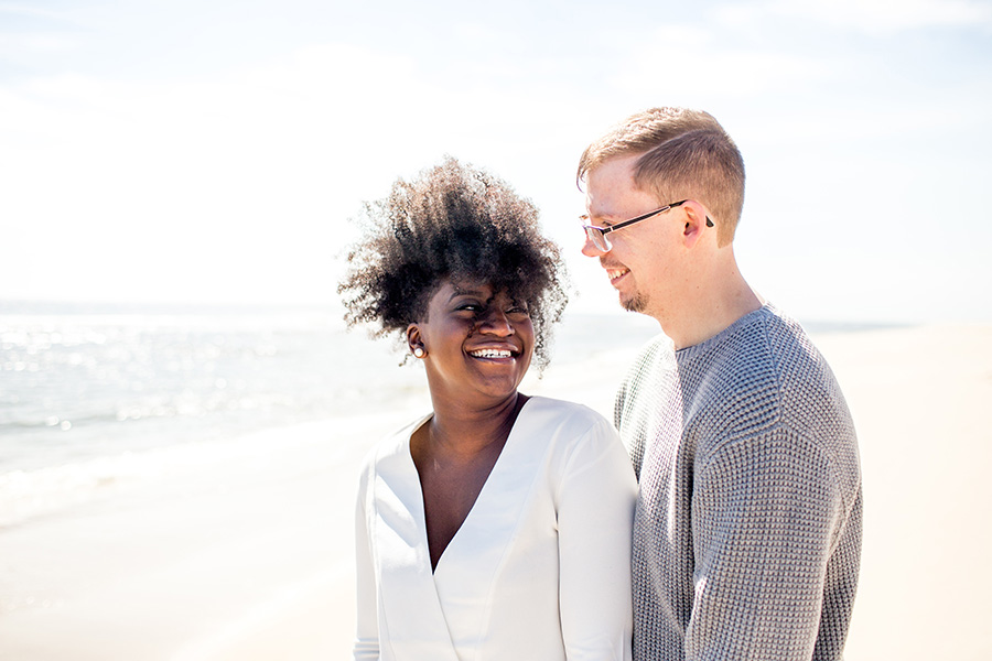 lbi engagement portraits