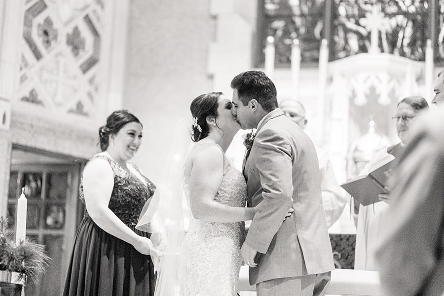 south jersey catholic wedding