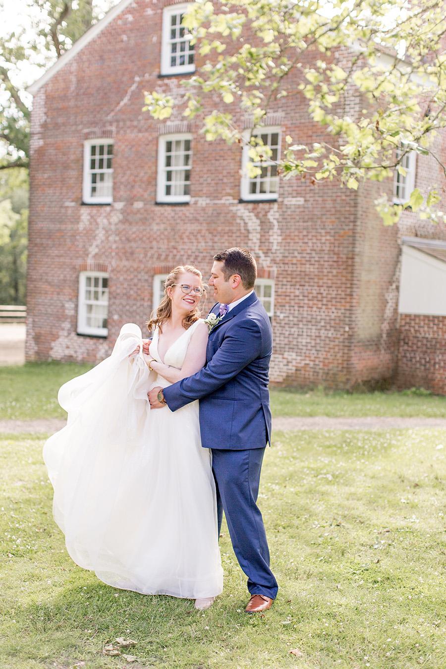 allaire state park wedding